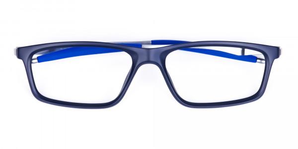 Rectangle-Shape-Blue-Sports-Glasses-6