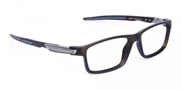 Gents & Ladies Cycling Glasses In Black colour-2