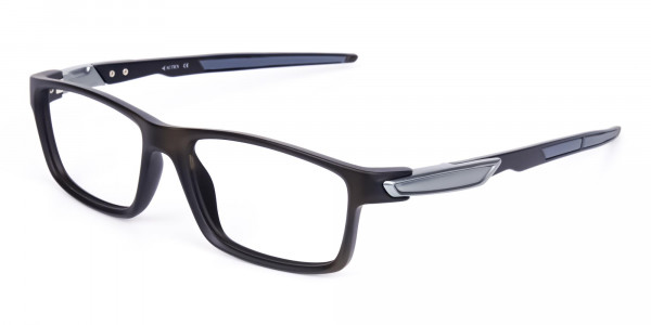 Gents & Ladies Cycling Glasses In Black colour-3