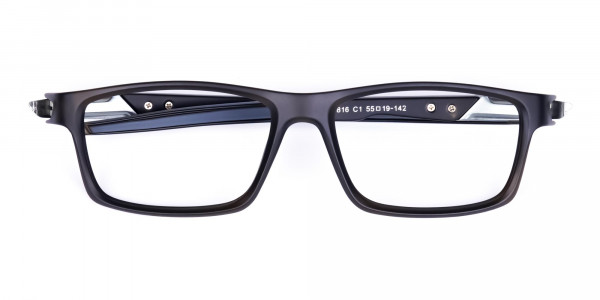 Gents & Ladies Cycling Glasses In Black colour-6