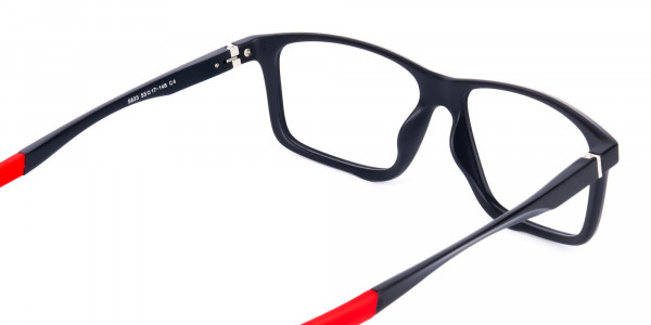 Black-and-Red-Sports-Glasses-in-Rectangle-Shape-5