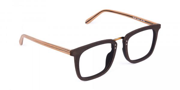 Brown-Square-Wooden-Glasses-Frame-2