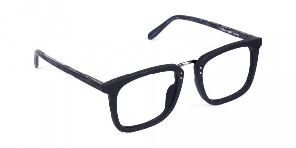 Wooden-Texture-Black-Square-Glasses-2