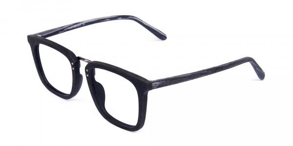 Wooden-Texture-Black-Square-Glasses-3