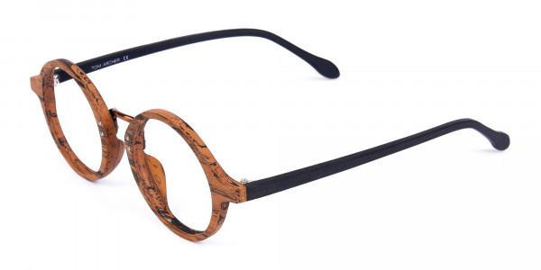 Elm-Brown-Round-Full-Rim-Wooden-Glasses-3