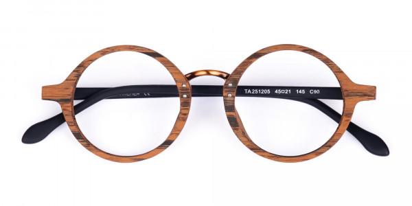 Elm-Brown-Round-Full-Rim-Wooden-Glasses-6