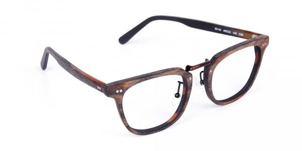 Tortoise-Square-Full-Rim-Wooden-Glasses-2