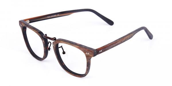 Tortoise-Square-Full-Rim-Wooden-Glasses-3