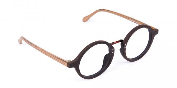 Brown-Round-Full-Rim-Wooden-Glasses-2