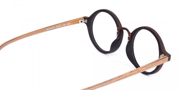 Brown-Round-Full-Rim-Wooden-Glasses-5