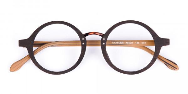 Brown-Round-Full-Rim-Wooden-Glasses-6