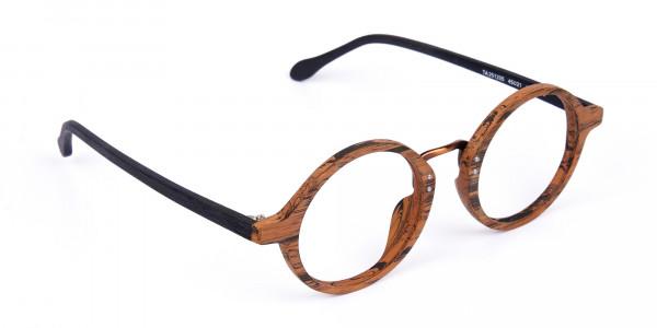 Elm-Brown-Round-Full-Rim-Wooden-Glasses-2