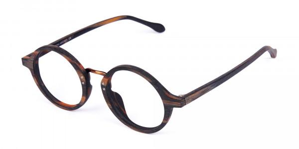 Tortoise-Round-Full-Rim-Wooden-Glasses-3