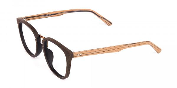 Wooden-Texture-Mocha-Brown-Rim-Glasses-3