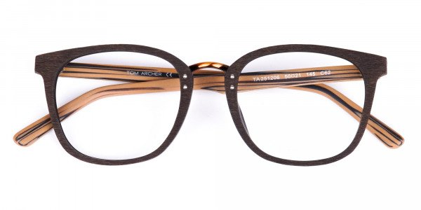 Wooden-Texture-Mocha-Brown-Rim-Glasses-6