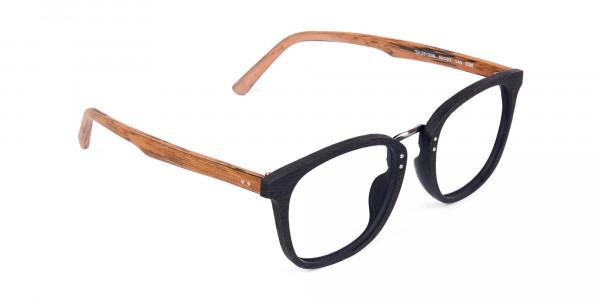 Wooden-Texture-Black-Full-Rim-Glasses-2