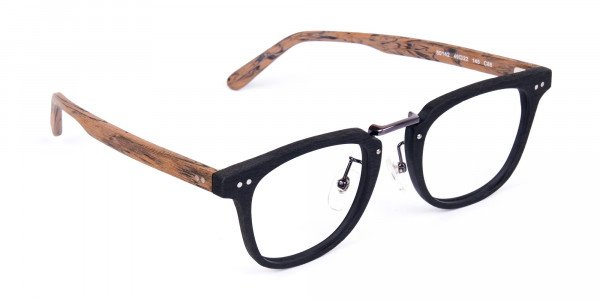 Brown-and-Black-Full-Rim-Wooden-Glasses-2