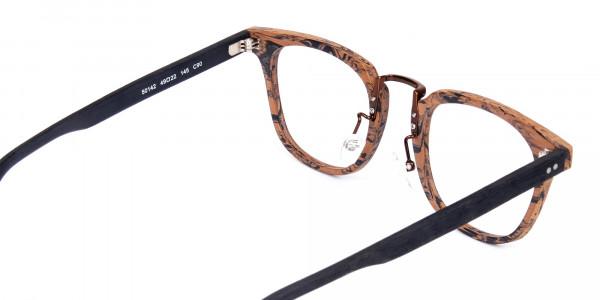 Brown-Black-Full-Rim-Wooden-Glasses-5