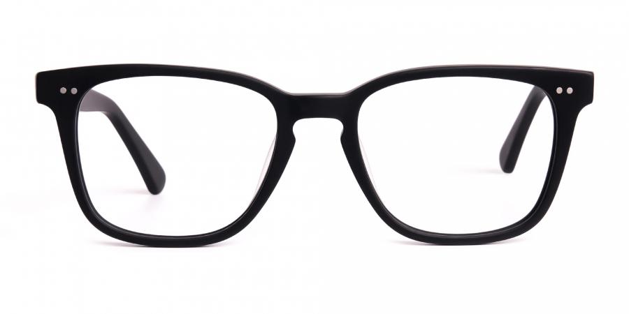 black full rim wayfarer full rim glasses frames