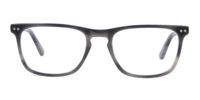 Calvin Klein CK18513 Rectangular Glasses in Grey Tortoise