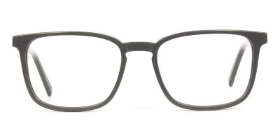 Lightweight Grey Sport style Rectangular glasses
