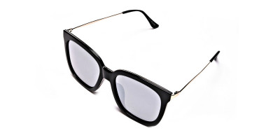 Black & Gold Trophy Sunglasses