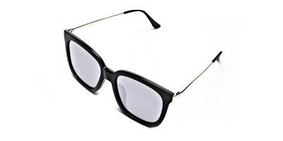 Black & Gold Trophy Sunglasses