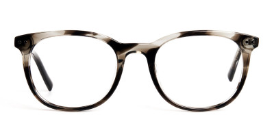 grey tortoise shell wayfarer round full rim glasses frames