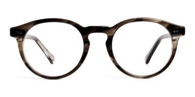 dark marble grey full rim glasses frames
