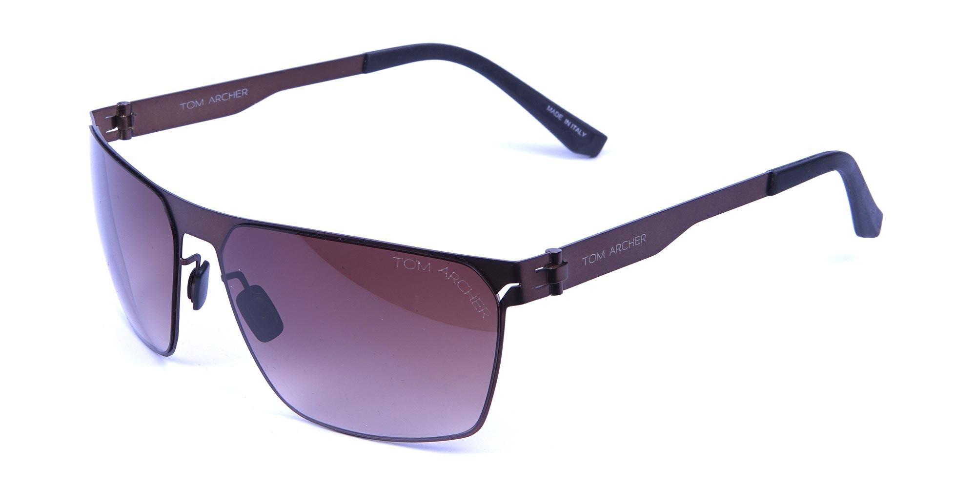 Brown Super Cool Sunglasses -2