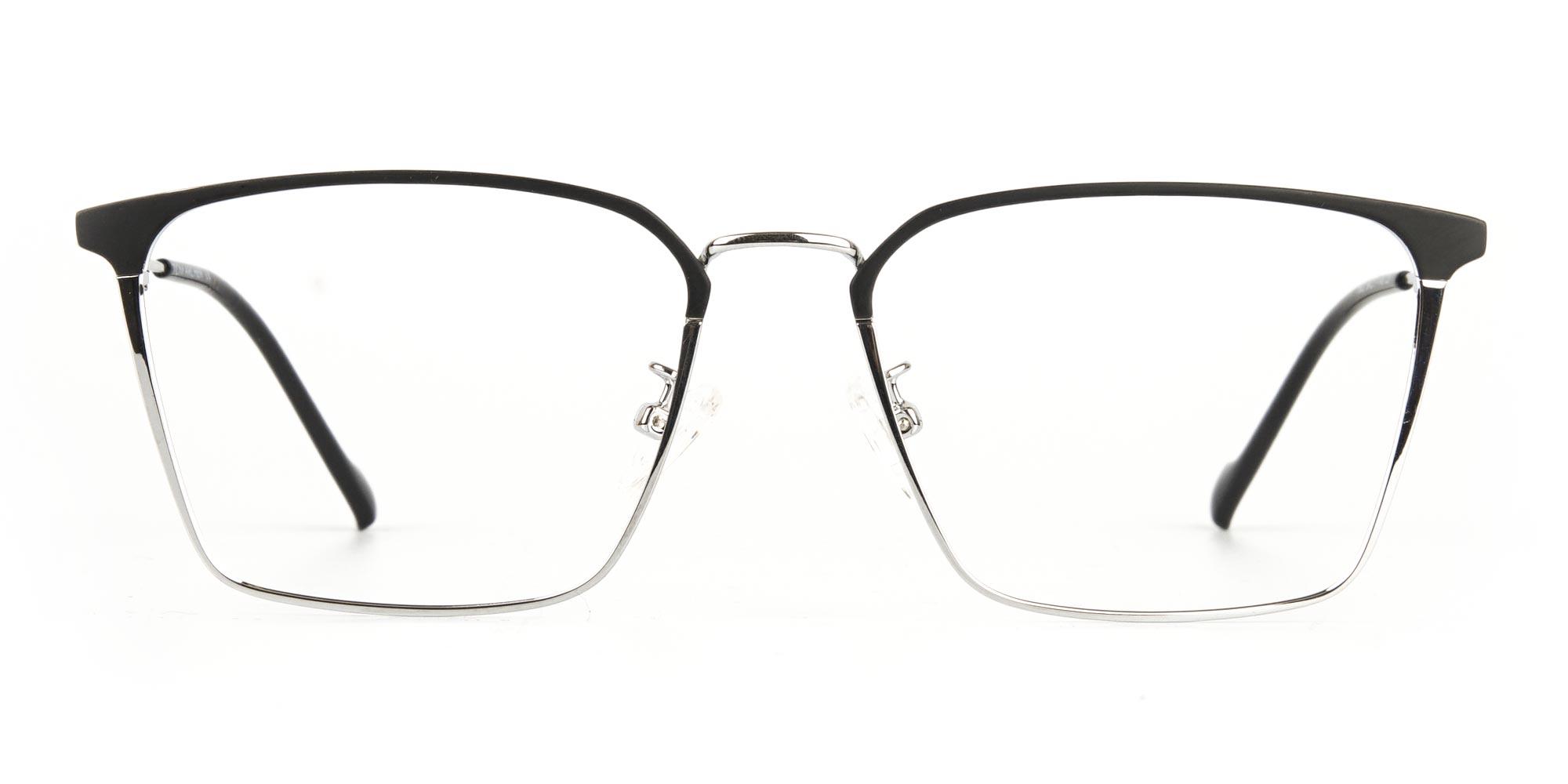 thin frames eyewear trends for mens