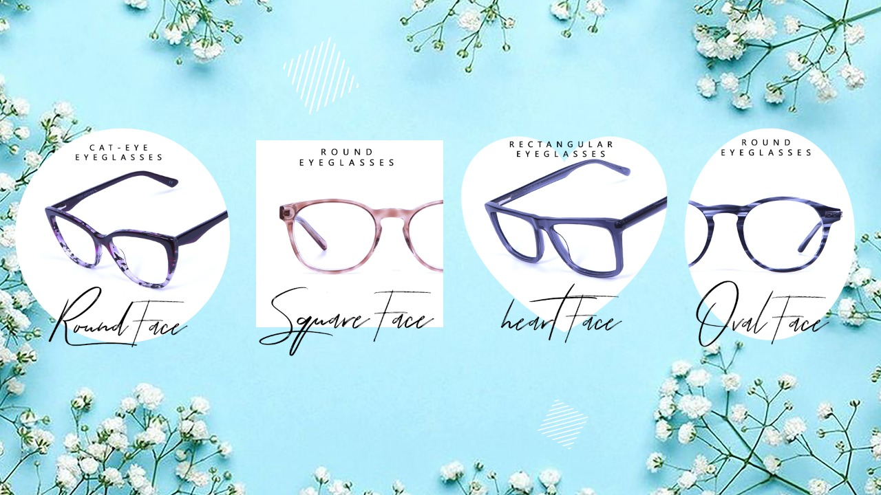 Right Glasses For Your Face Shape