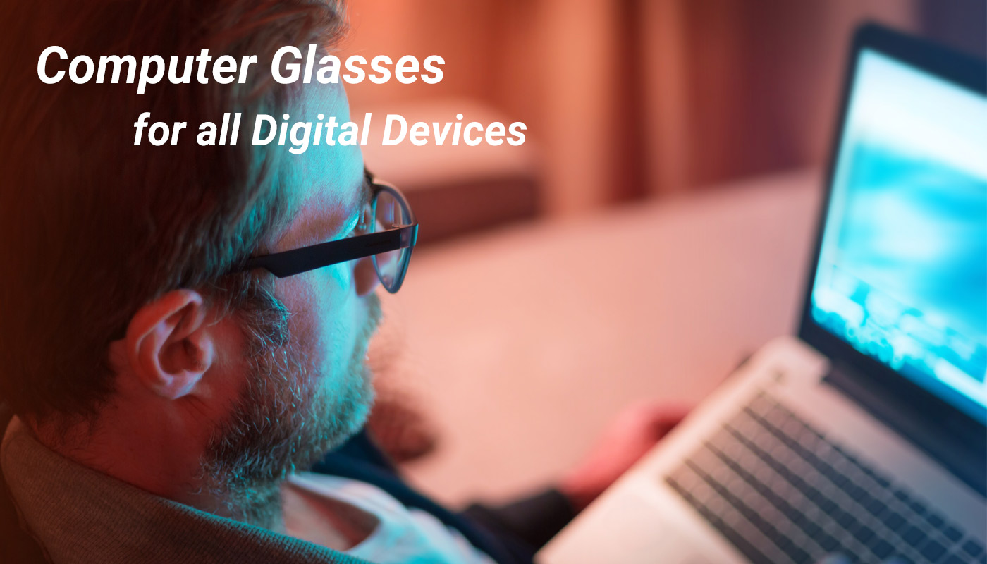 Computer Glasses Free Try at Home