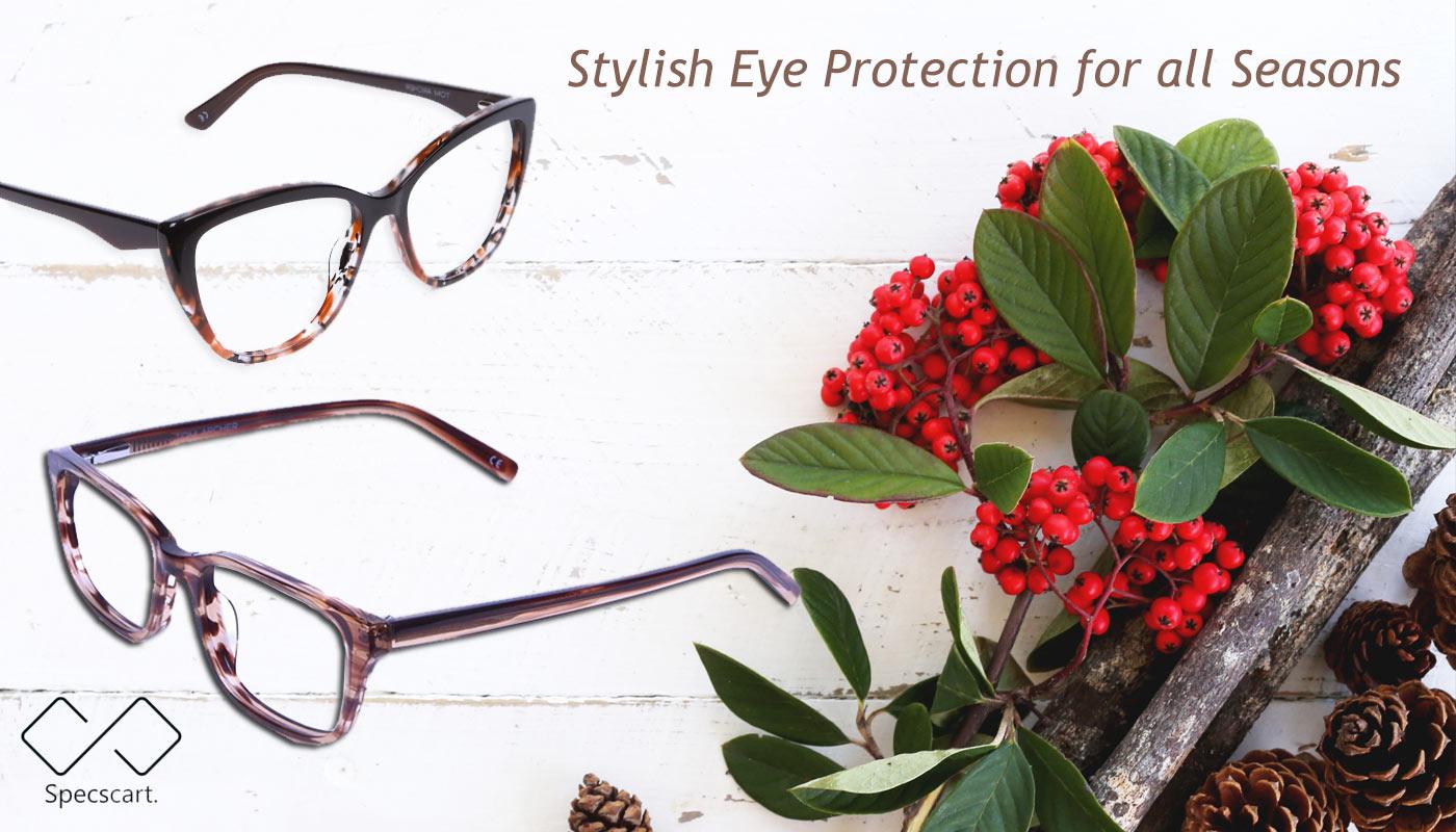 Stylish Eye Protection for all Seasons