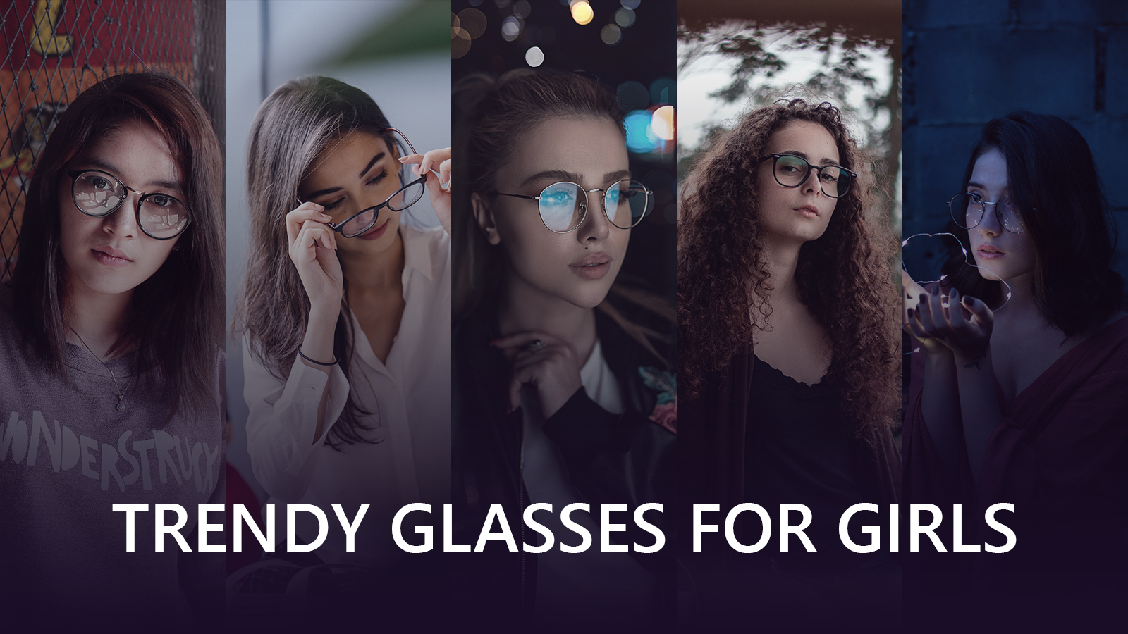 What's new and trendy in Glasses for girls 2020?