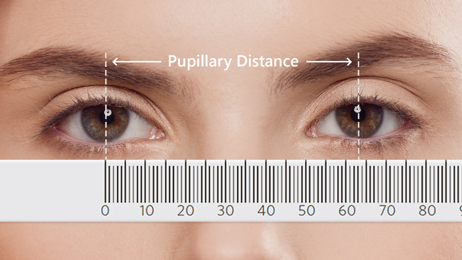 All about pupillary distance and its uses