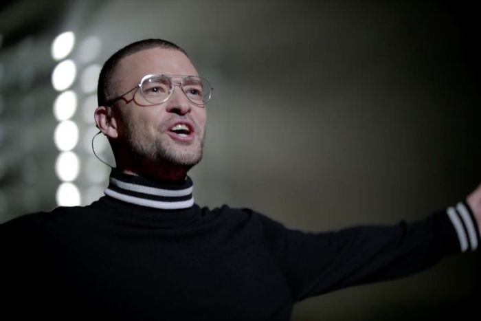In sync with Justin Timberlake Glasses - Get the Look