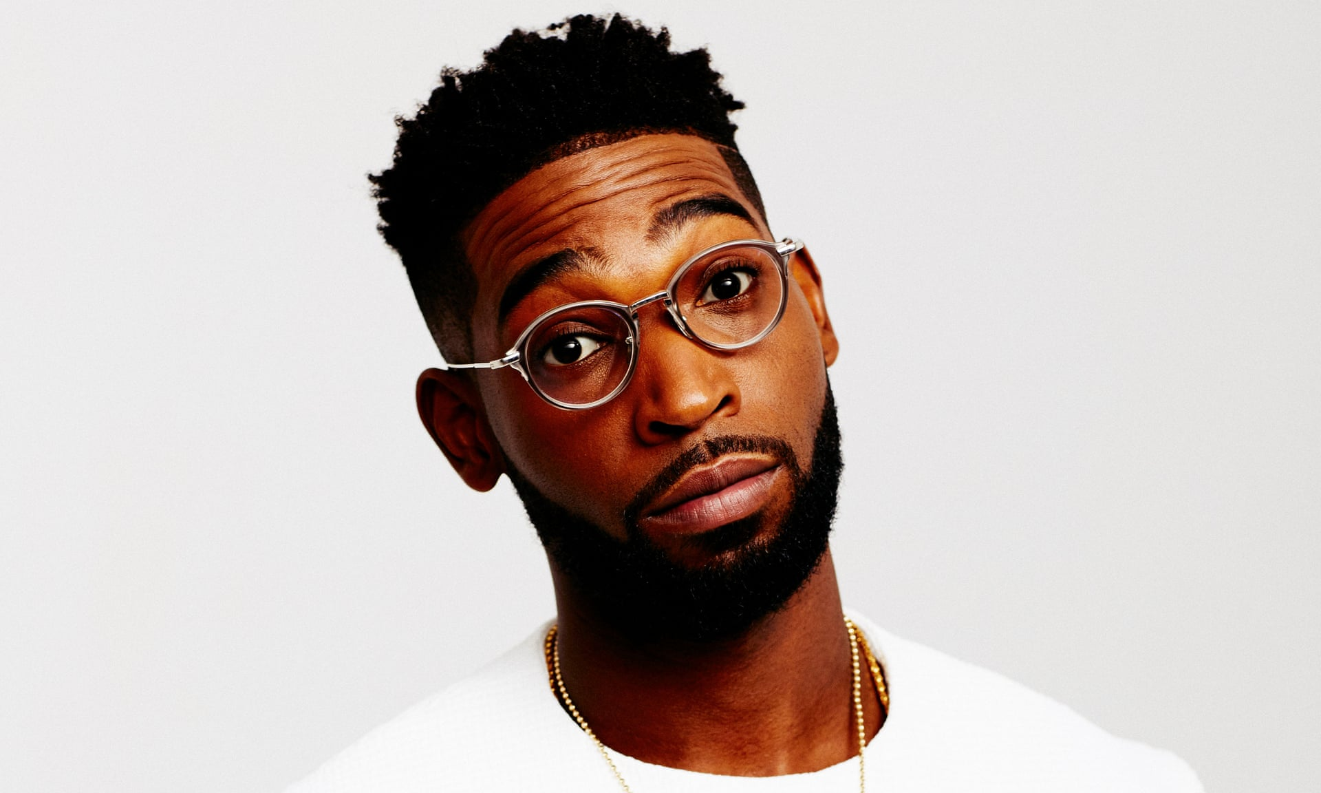 Discover Tinie Tempah Glasses and the man behind