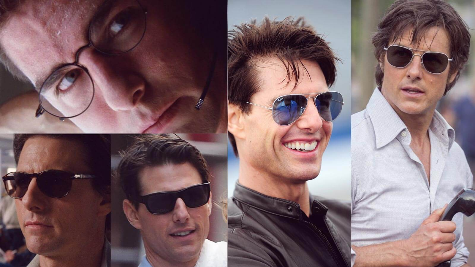 Your Style Mission Is Not Impossible - 5 Tom Cruise Sunglasses & Glasses