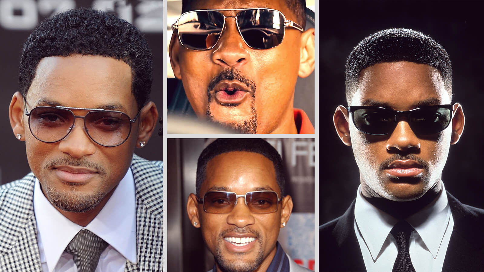 "Live your ""Will"" to be as Iconic as Will Smith Sunglasses"