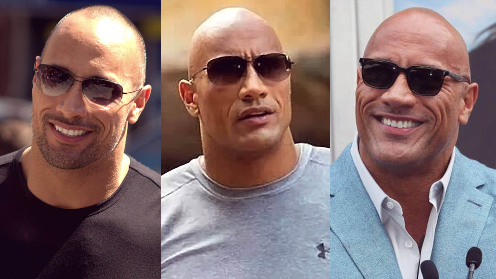 Rock Your Dwayne Johnson Sunglasses Just Like 'The Rock'
