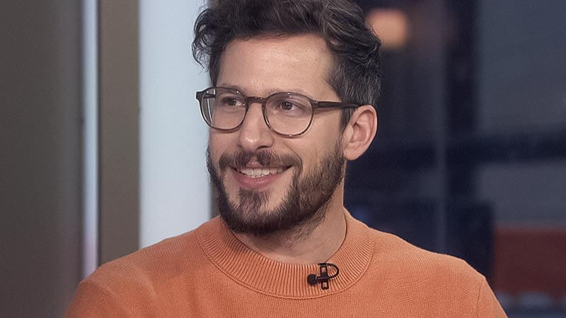 Andy Samberg's Specs Appeal - 5 iconic eyewear moments