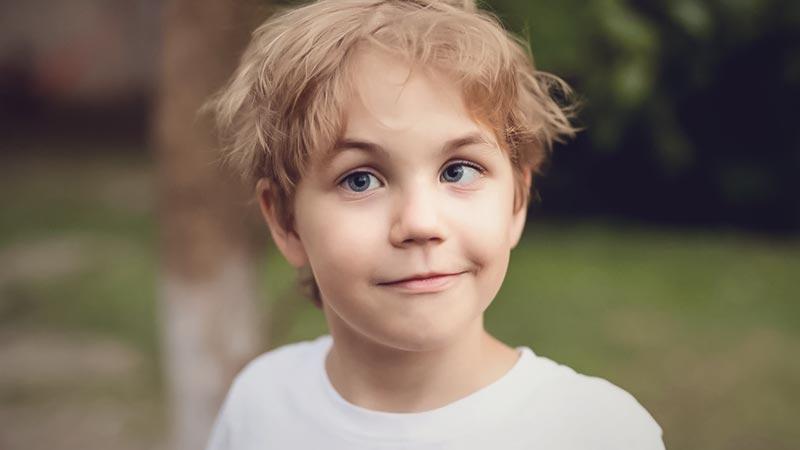 Understanding lazy eyes in kids