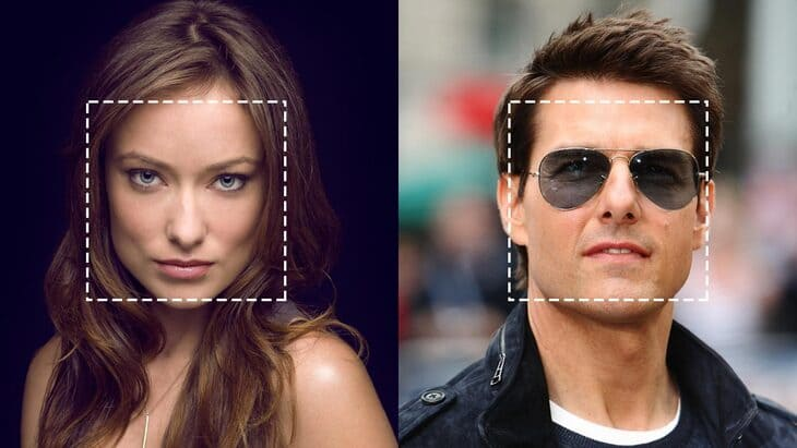 How to find the right glasses for square face shape?