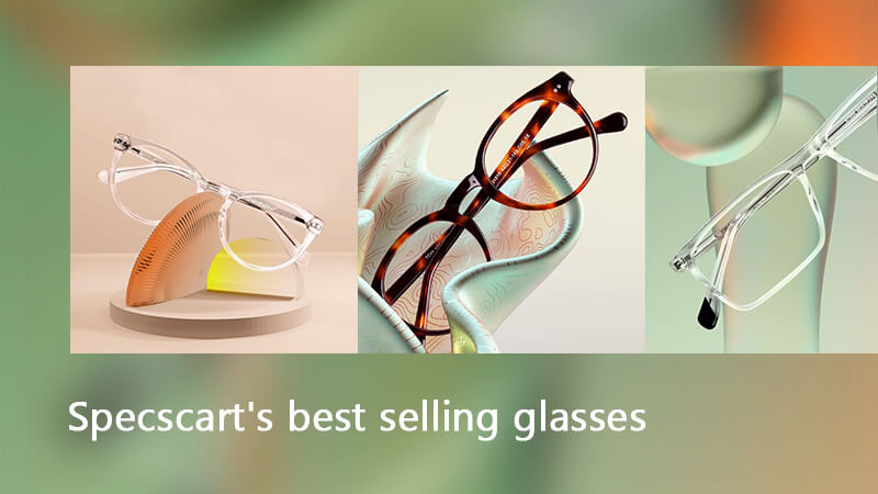 10 Best-Selling Glasses - Picked By Our Customers