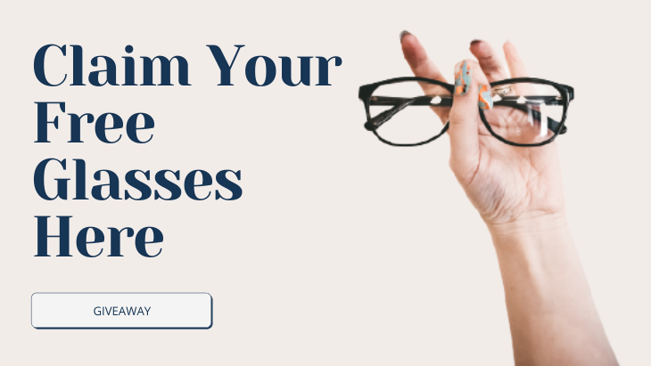 Enter to Win! Claim Your Free Glasses Here