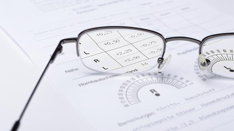 Eye prescription - How to read it?
