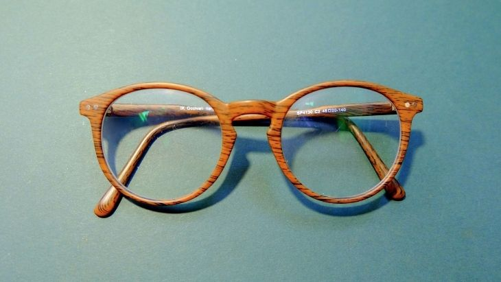A guide to taking care of wood prescription glasses