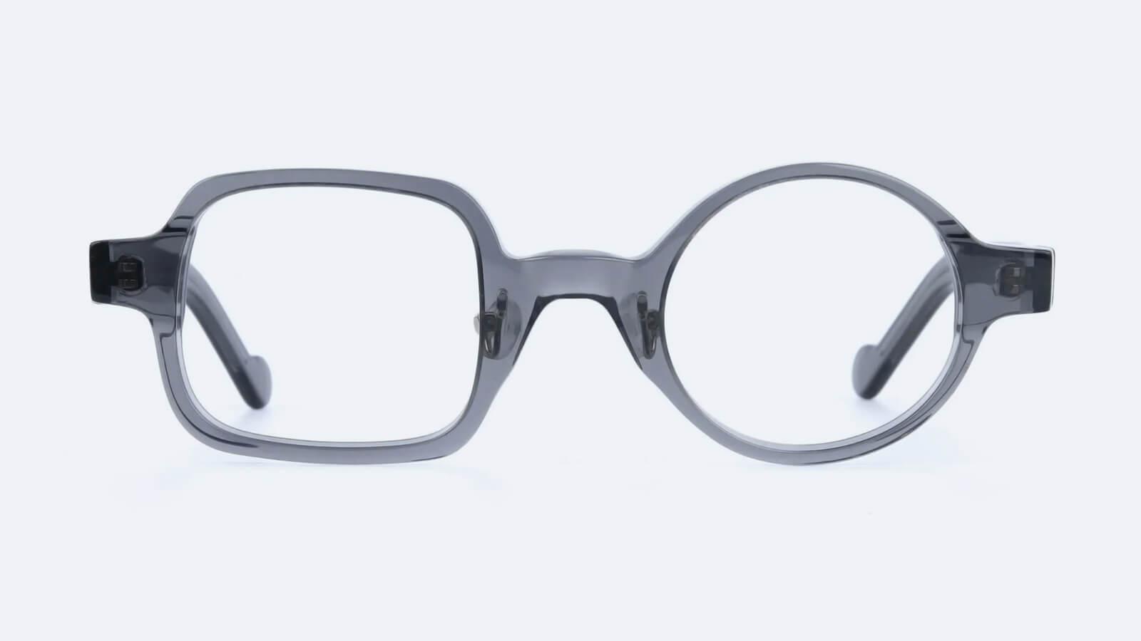 Asymmetrical Frames