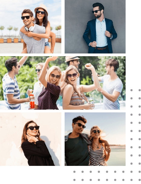 Black Sunglasses Styling Tips